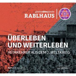 RablSchrift 1, 2017